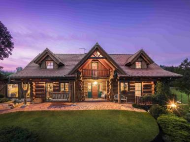 Srubové domy ceník